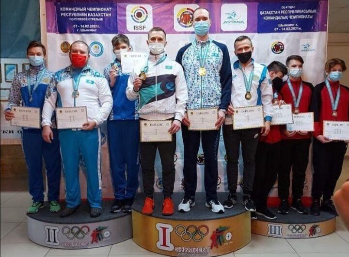 В Шымкенте стартовал Чемпионат Республика Казахстан по пулевой стрельбе