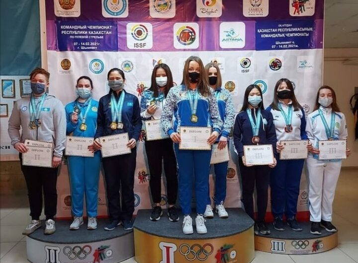 С 7 феврвля по 14 февраля в городе Шымкент стартовал Чемпионат Республика Казахстан