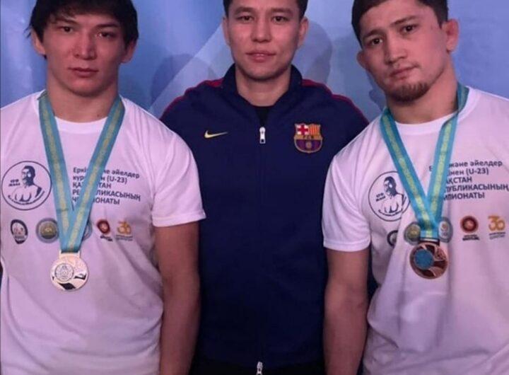 2 день соревнований Чемпионат Республики Казахстан до 23 лет по вольной борьбе г. Усть-Каменогорск!
