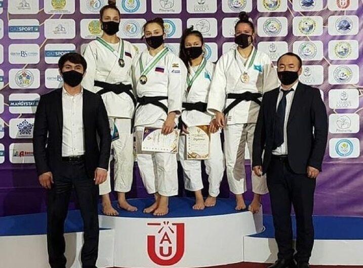 Спортивном комплексе «Маңғыстау-Арена» в Актау завершился Кубок Азии по дзюдо среди мужчин и женщин, посвященный памяти Турара Жолдыбаева