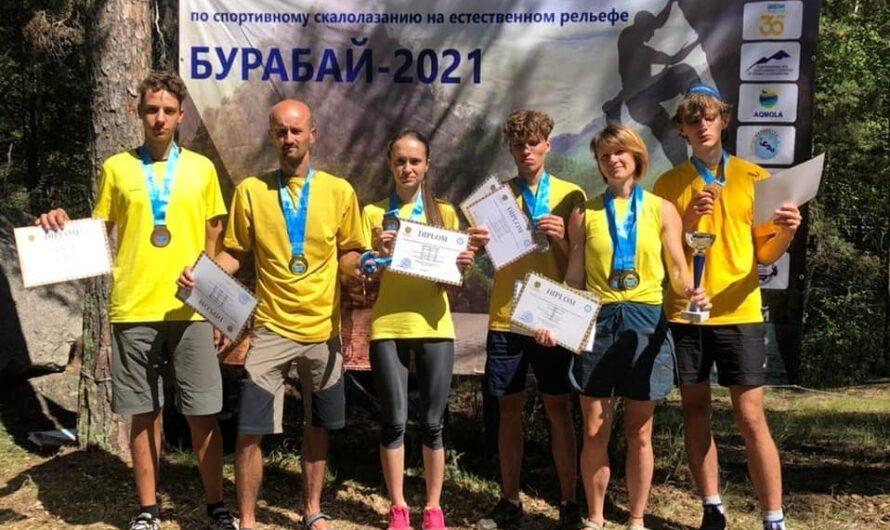 Чемпионат Республики Казахстан по спортивному скалолазанию на естественном рельефе